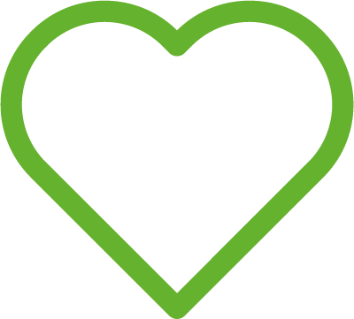 be kind heart icon